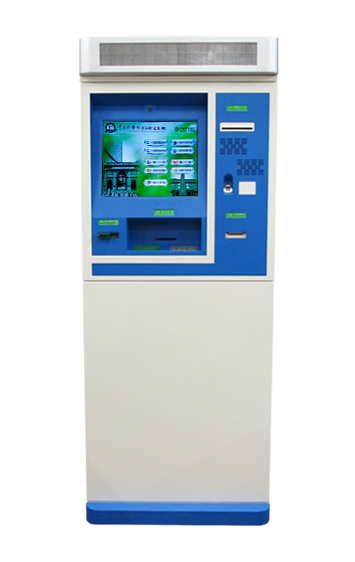Card Dispenser Kiosk - S-ST58N