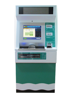 Ticket Vending Kiosk - S-ST58C